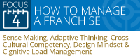 FOCUS on franchising Training Programs - how to manage a franchise